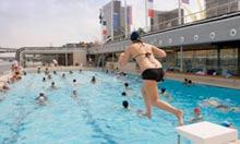 10 of the best outdoor activities in paris travel the for Josephine baker pool