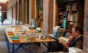 Oudemanhuispoort Book Market