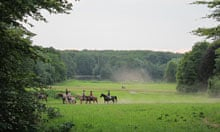 Horse-riding in Amstelveen