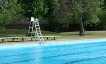Swimming at SportPlaza Mercator