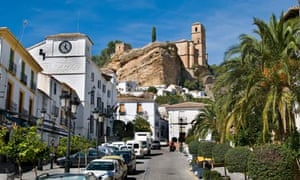 Andalucía - Alcalá la Real