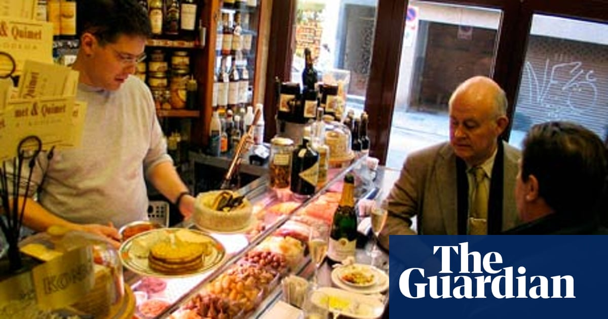 10 of the best tapas bars in Barcelona   Travel   The Guardian