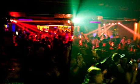 10 Of The Best Clubs In Barcelona Travel The Guardian