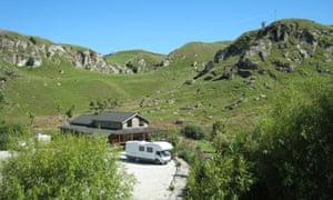 Nikau Cave farm
