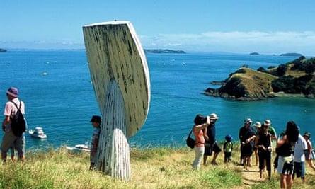 Waiheke Island - Flotsam by Paul Radford