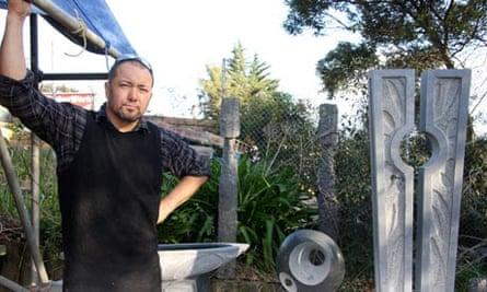 Waiheke Island - artist Chris Bailey