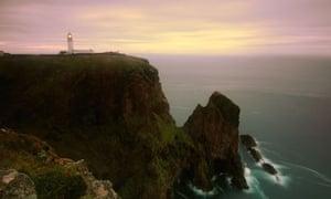 Cape Wrath lighthouse, Sutherland, Scotland