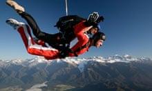 Sky Dive Franz