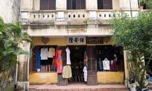 Hoi An tailor