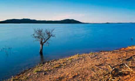 Portugal – Alqueva lake