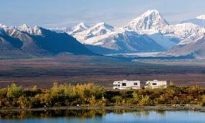 Readers - Denali national park, Alaska