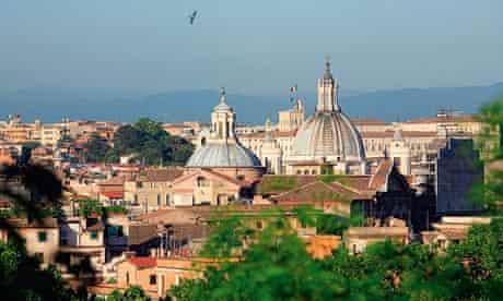 Janiculum Hill, Rome