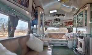 Vickers Romany caravan