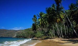 Mochima National Park, Conoma Beach, Venezuala