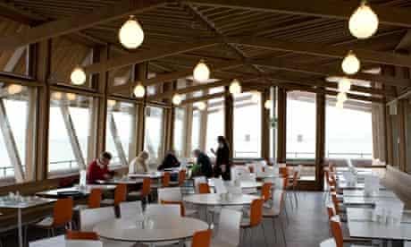 Cafe on Deal Pier, Kent