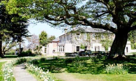 The Pig hotel, Brockenhurst, Hampshire
