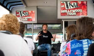 The TMZ tour of Los Angeles