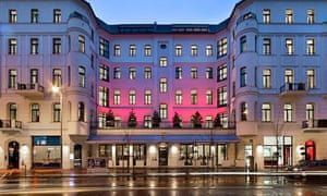 10 of the best boutique hotels in berlin travel the guardian. Black Bedroom Furniture Sets. Home Design Ideas