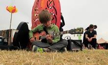 Sunrise Festival in Somerset