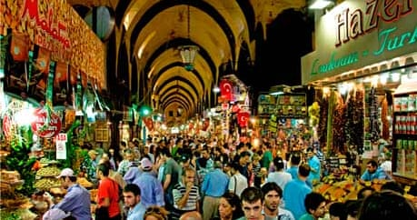 10 of the best markets in Istanbul  Travel  The Guardian