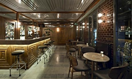 10 Of The Best Bars In Istanbul Travel The Guardian