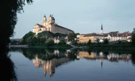 Abbey at Melk, Austria