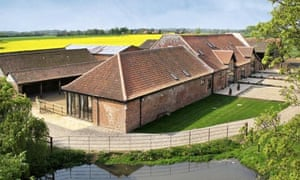 Wheatacre Hall Barns, Norfolk