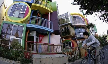 Reversible Destiny Lofts, Tokyo