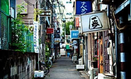 Golden Gai Bar District, Tokyo