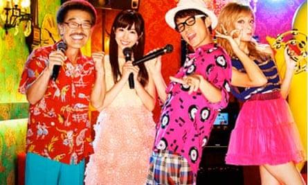 Big Echo karaoke, Tokyo