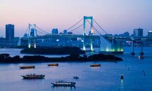 Yakatabune boat trip