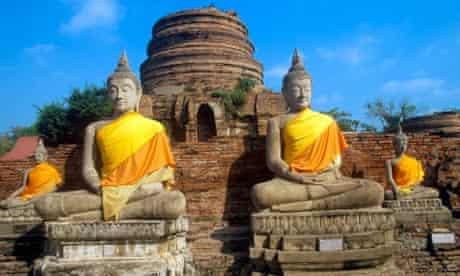 Flights to Thailand start from £475