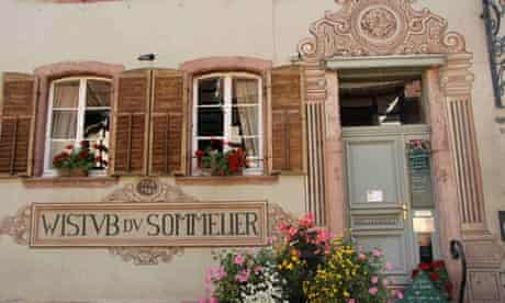 Wistub du Sommelier, Bergheim, Alsace
