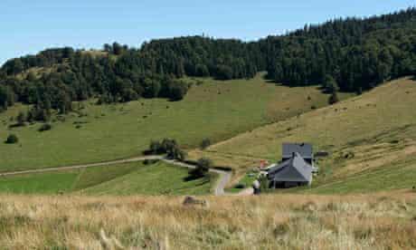 Ferme-auberge du Kahlenwasen, Alsace