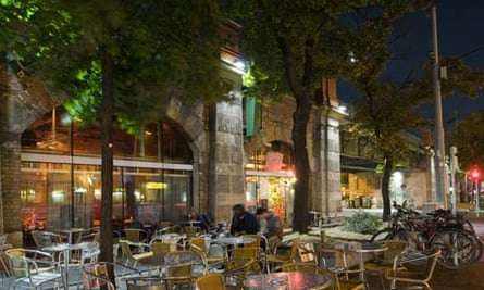 Vienna, Rhiz Bar