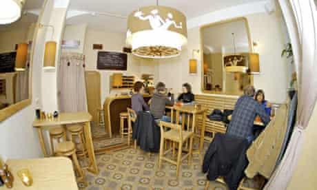 SupVino restaurant, St Petersburg