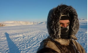Tim Moore on a gourmet trip to Greenland