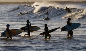 Surf and turf … explore the area around Byron Bay, Australia