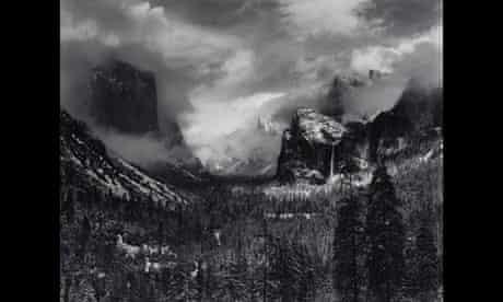 Ansel Adams: Yosemite National Park