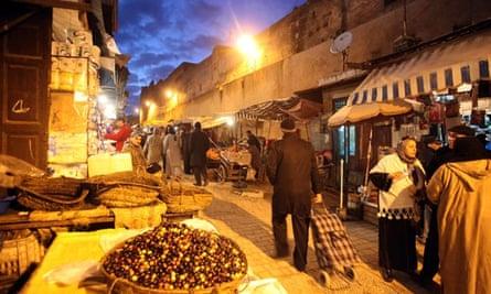 Madina , Fez, Morocco