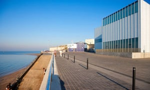 A view of the New Turner Gallery in Margate