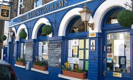 Kingston Arms, Cambridge