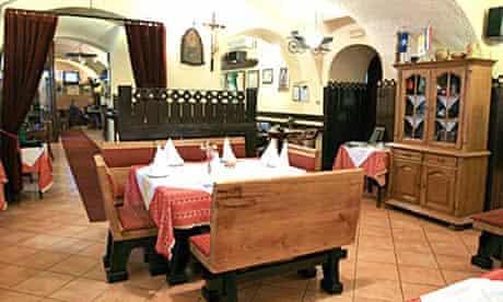 Stari Fijaker restaurant, Zagreb