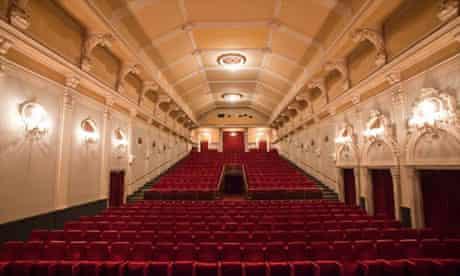Kino Europa art-house cinema, Zagreb, Croatia