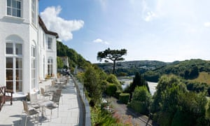 Barclay House hotel, Looe, Cornwall
