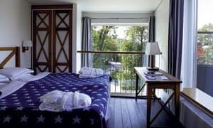 two nights for the price of one at mr mrs smith hotels travel the guardian. Black Bedroom Furniture Sets. Home Design Ideas