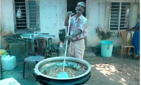 Keralan cook