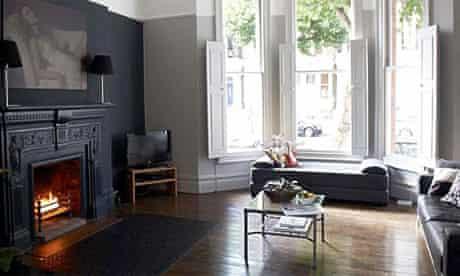 Elgin Avenue apartment, Maida Vale, London