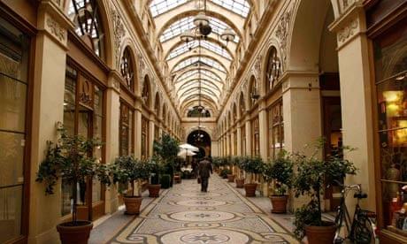 Galleries Vivienne, Paris (c) John Brunton