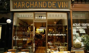 Racines wine bar